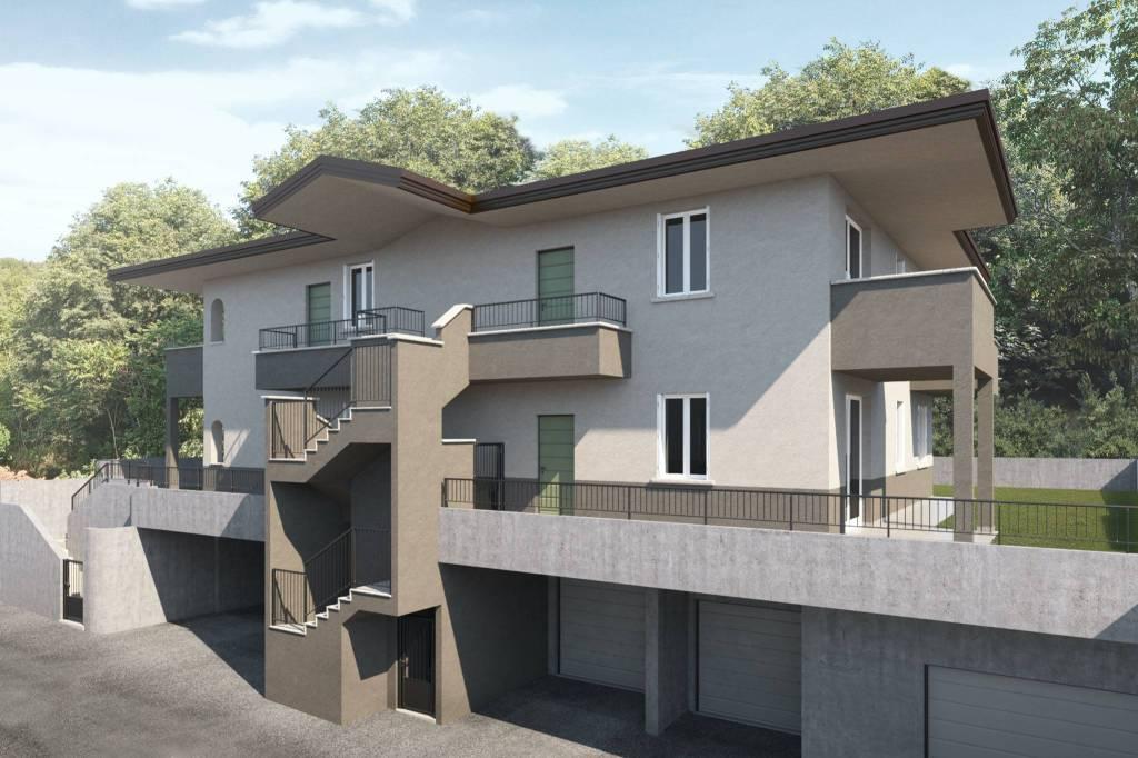Appartamento in vendita a Rodengo-Saiano, 4 locali, prezzo € 240.000 | PortaleAgenzieImmobiliari.it