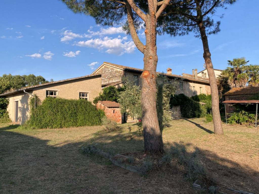 Rustico in Vendita a Castiglione Del Lago Periferia:  5 locali, 300 mq  - Foto 1