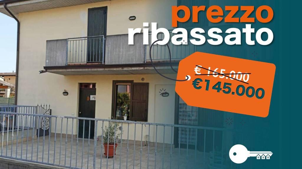 Villa a Schiera in vendita a Leno, 4 locali, prezzo € 145.000 | PortaleAgenzieImmobiliari.it