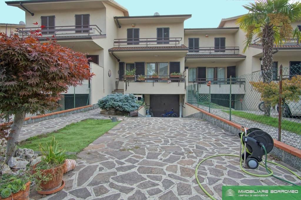Villa a Schiera in vendita a Pantigliate, 4 locali, prezzo € 365.000 | PortaleAgenzieImmobiliari.it