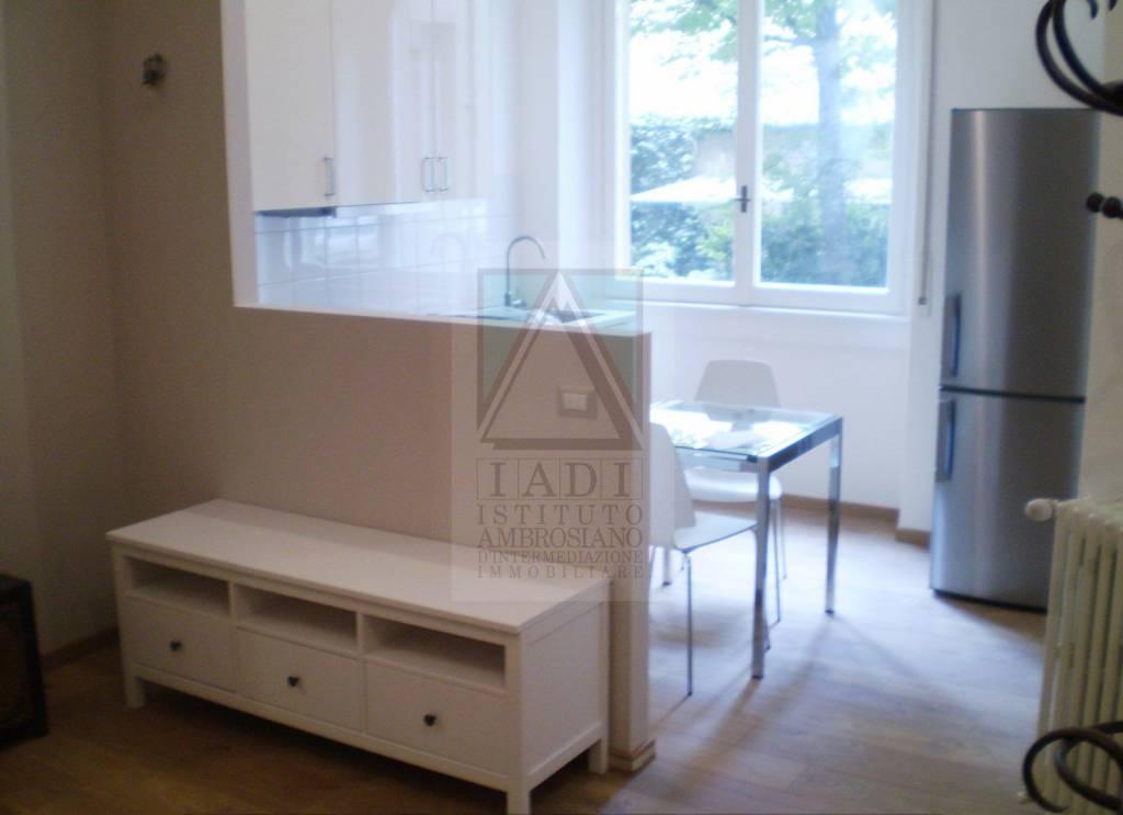 Appartamento in Affitto a Milano 03 Venezia / Piave / Buenos Aires: 2 locali, 60 mq