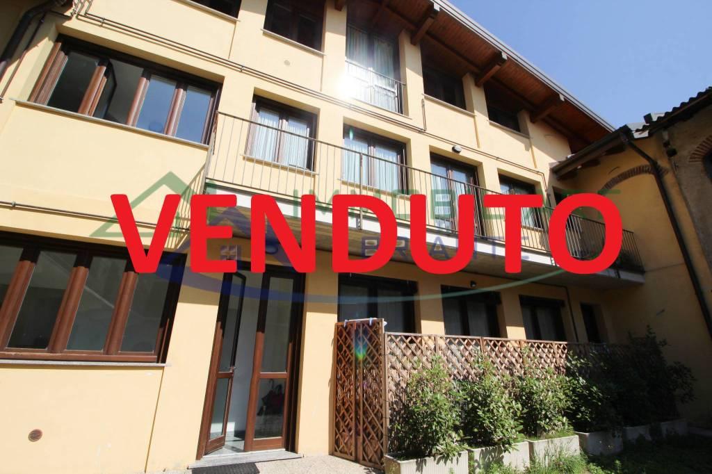 Appartamento in vendita a Arsago Seprio, 3 locali, prezzo € 99.000 | CambioCasa.it