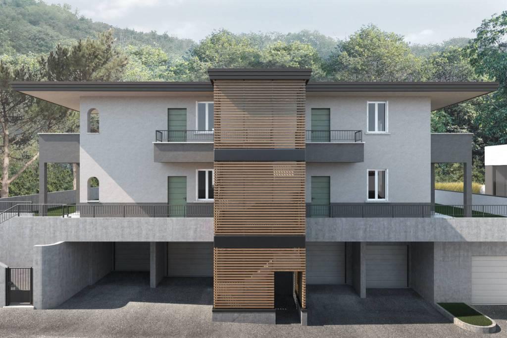 Appartamento in vendita a Rodengo-Saiano, 3 locali, prezzo € 265.000 | PortaleAgenzieImmobiliari.it