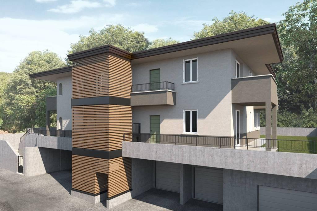 Appartamento in vendita a Rodengo-Saiano, 4 locali, prezzo € 285.000 | PortaleAgenzieImmobiliari.it