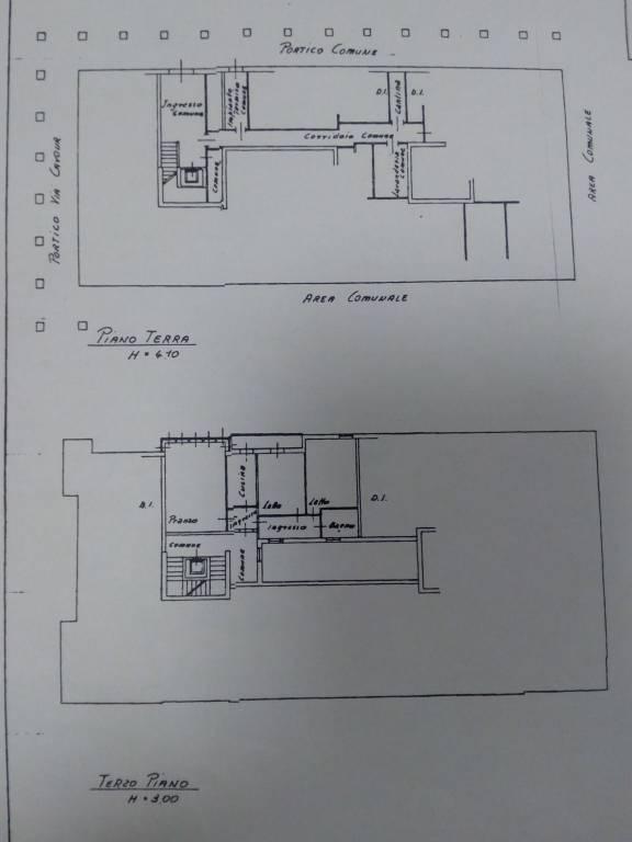 Appartamento in Affitto a Novellara: 3 locali, 100 mq