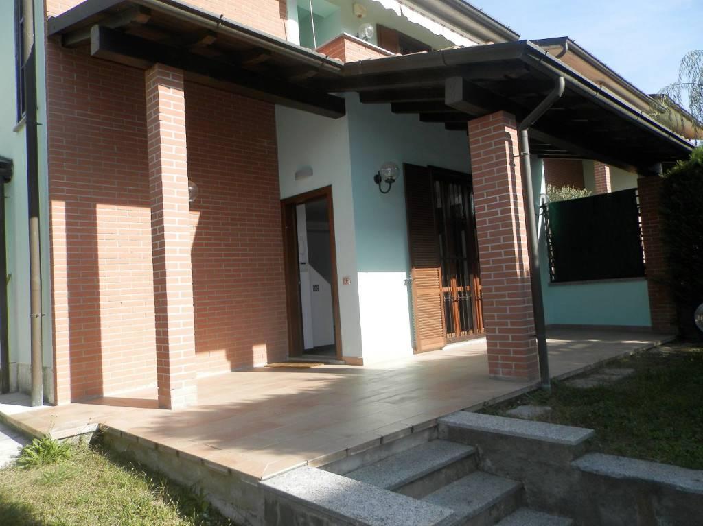 Villa a Schiera in affitto a Broni, 4 locali, prezzo € 650   PortaleAgenzieImmobiliari.it