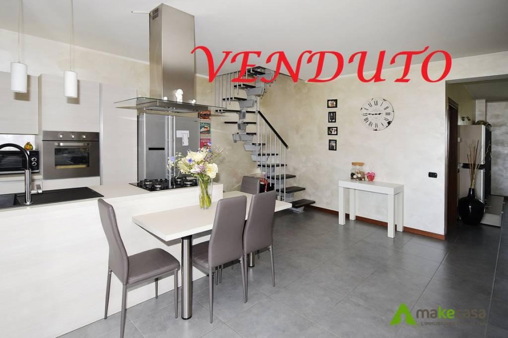 Appartamento in vendita a Tribiano, 3 locali, prezzo € 195.000 | CambioCasa.it