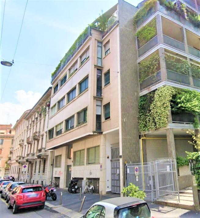 Monolocale in Affitto a Milano 08 Vercelli / Magenta / Cadorna / Washington: 3 locali, 100 mq