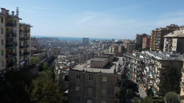 Appartamento in Affitto a Genova Semicentro: 2 locali, 65 mq