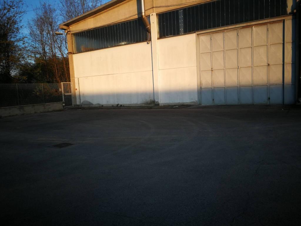 Capannone in affitto via Rivarolo Beltrama 66/2 Lombardore