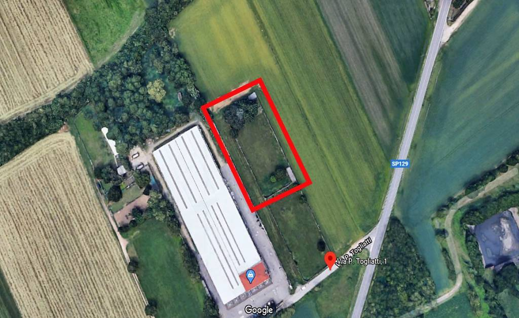 Terreno Agricolo in vendita a Dairago, 9999 locali, Trattative riservate | PortaleAgenzieImmobiliari.it