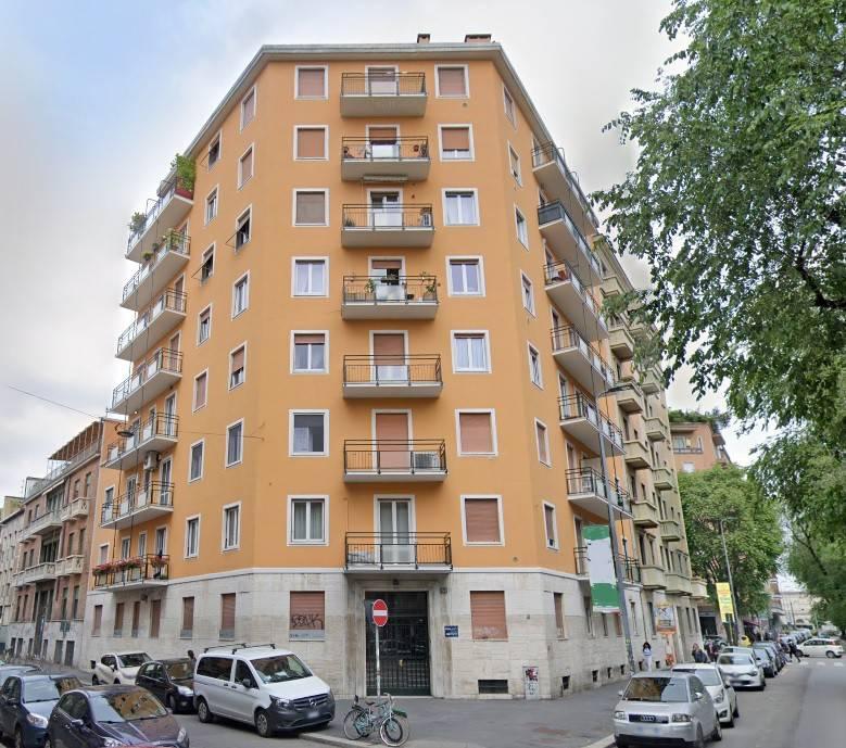 Monolocale in Affitto a Milano 21 Udine / Lambrate / Ortica: 18 mq