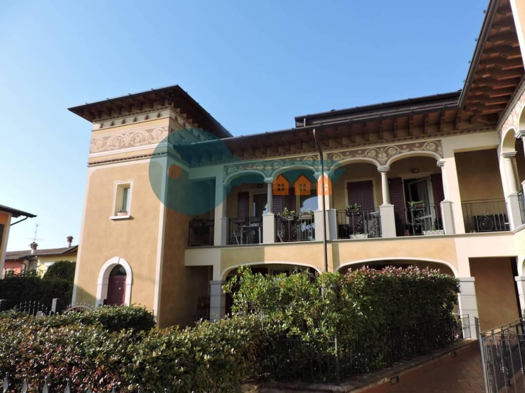 Attico / Mansarda in vendita a Monticelli Brusati, 3 locali, prezzo € 247.000   PortaleAgenzieImmobiliari.it