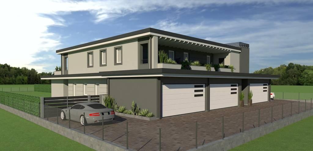 Appartamento in vendita a Merate, 4 locali, prezzo € 370.000 | PortaleAgenzieImmobiliari.it