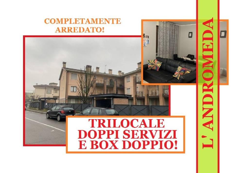Appartamento in vendita a Rivolta d'Adda, 3 locali, prezzo € 159.000 | PortaleAgenzieImmobiliari.it