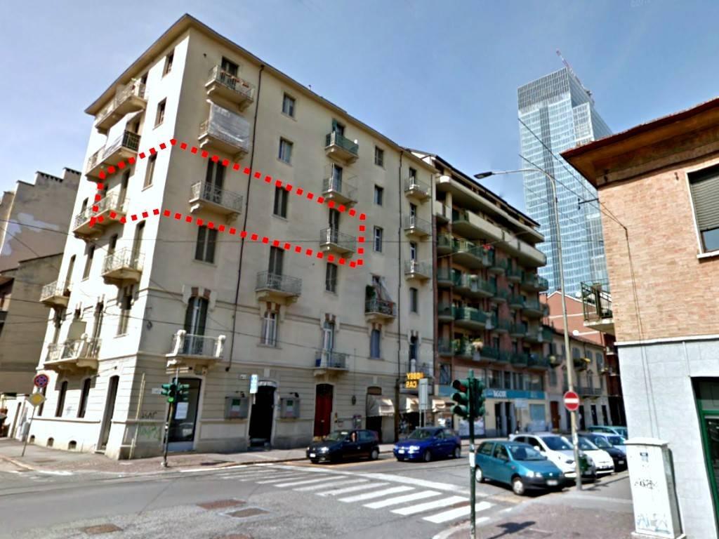 Appartamento in vendita a Torino, 4 locali, zona Zona: 16 . Mirafiori, Centro Europa, Città Giardino, prezzo € 100.000 | CambioCasa.it