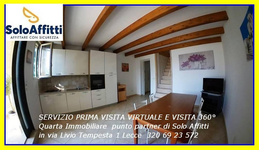 Appartamento in Affitto a Lecce Periferia: 5 locali, 120 mq