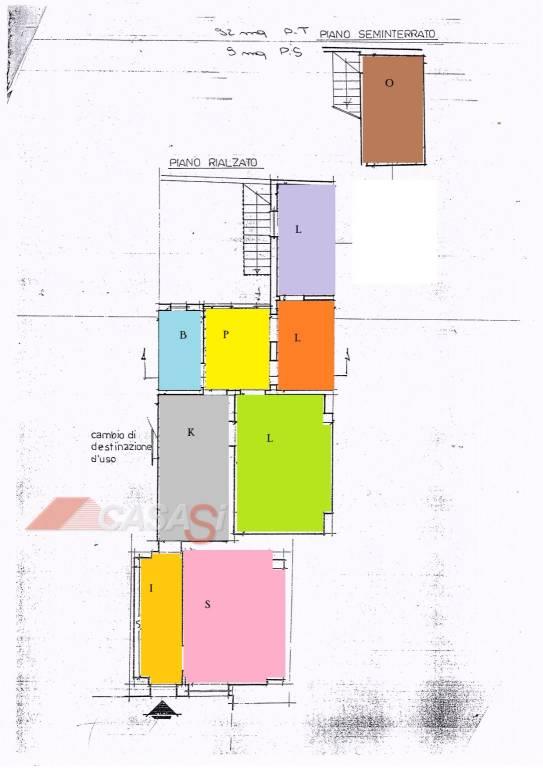 Appartamento in vendita a Uggiano La Chiesa, 6 locali, prezzo € 75.000 | PortaleAgenzieImmobiliari.it
