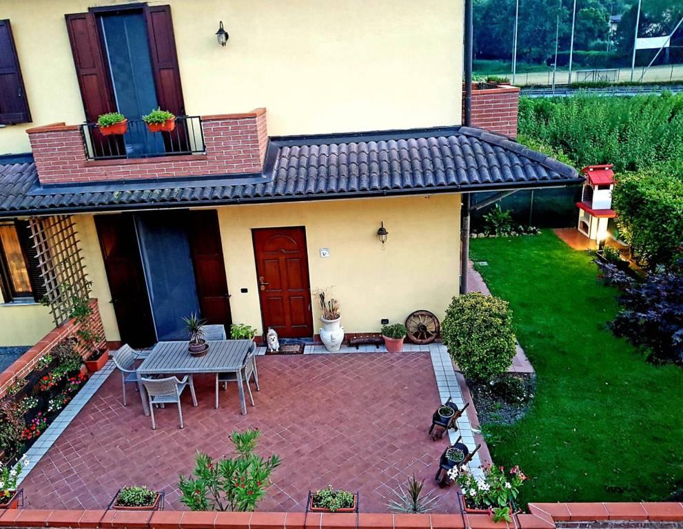 Villa a Schiera in vendita a San Colombano al Lambro, 3 locali, prezzo € 185.000 | PortaleAgenzieImmobiliari.it