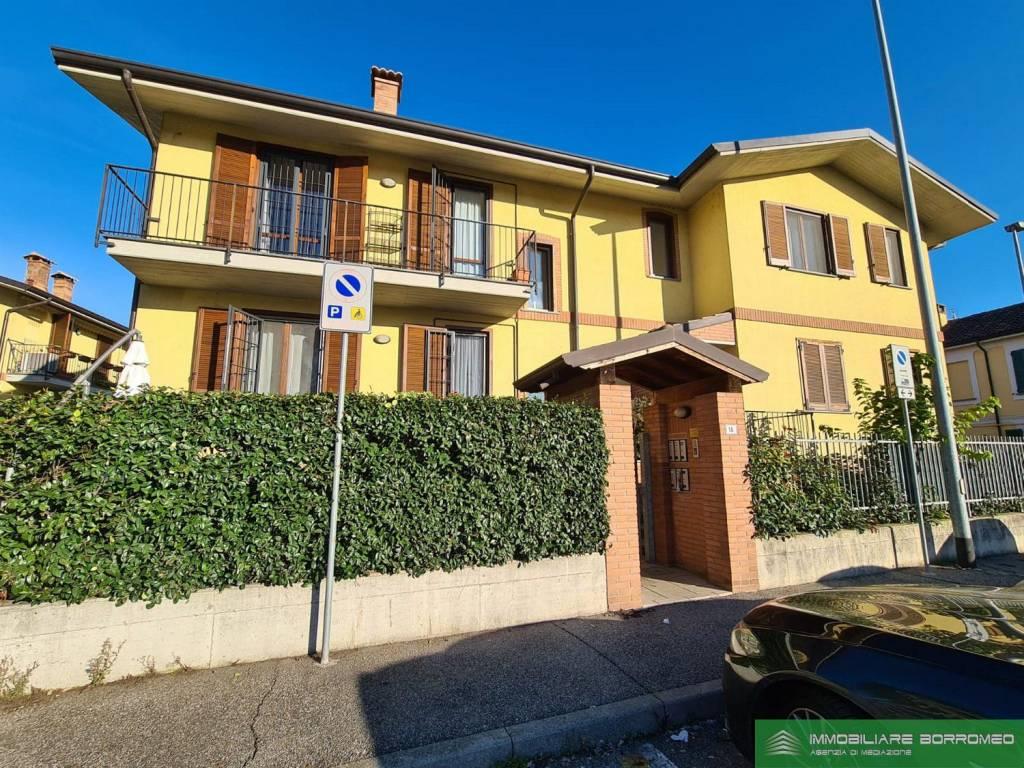 Appartamento in vendita a Mediglia, 3 locali, prezzo € 165.000 | PortaleAgenzieImmobiliari.it