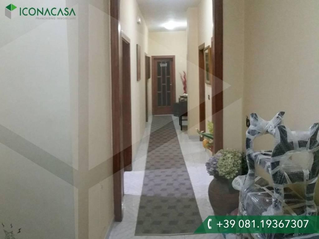 Appartamento in affitto a Giugliano in Campania, 4 locali, prezzo € 500 | CambioCasa.it