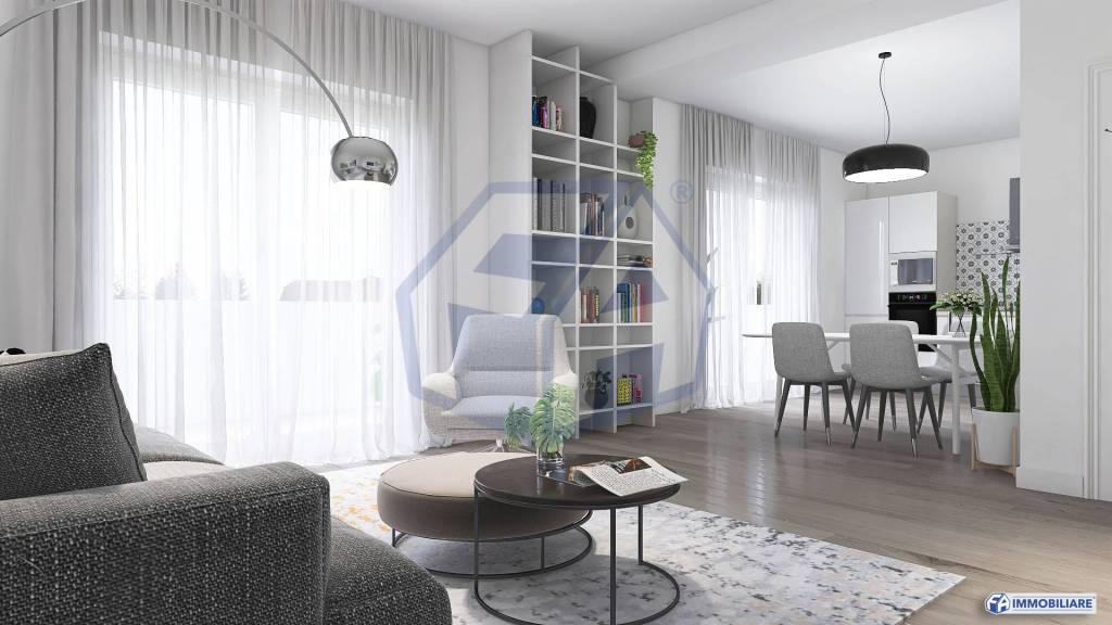 Appartamento in vendita a Turate, 4 locali, prezzo € 199.000 | PortaleAgenzieImmobiliari.it