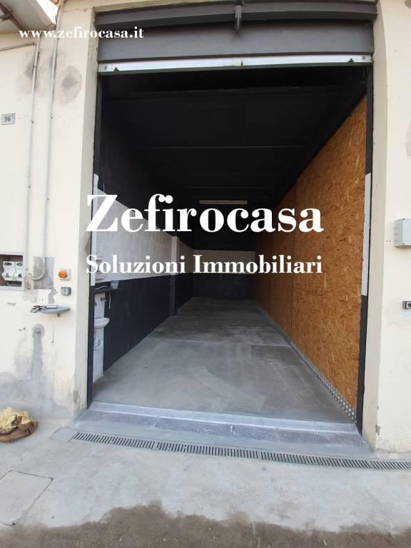 Posto-box auto in Affitto a San Giovanni In Persiceto Periferia: 33 mq