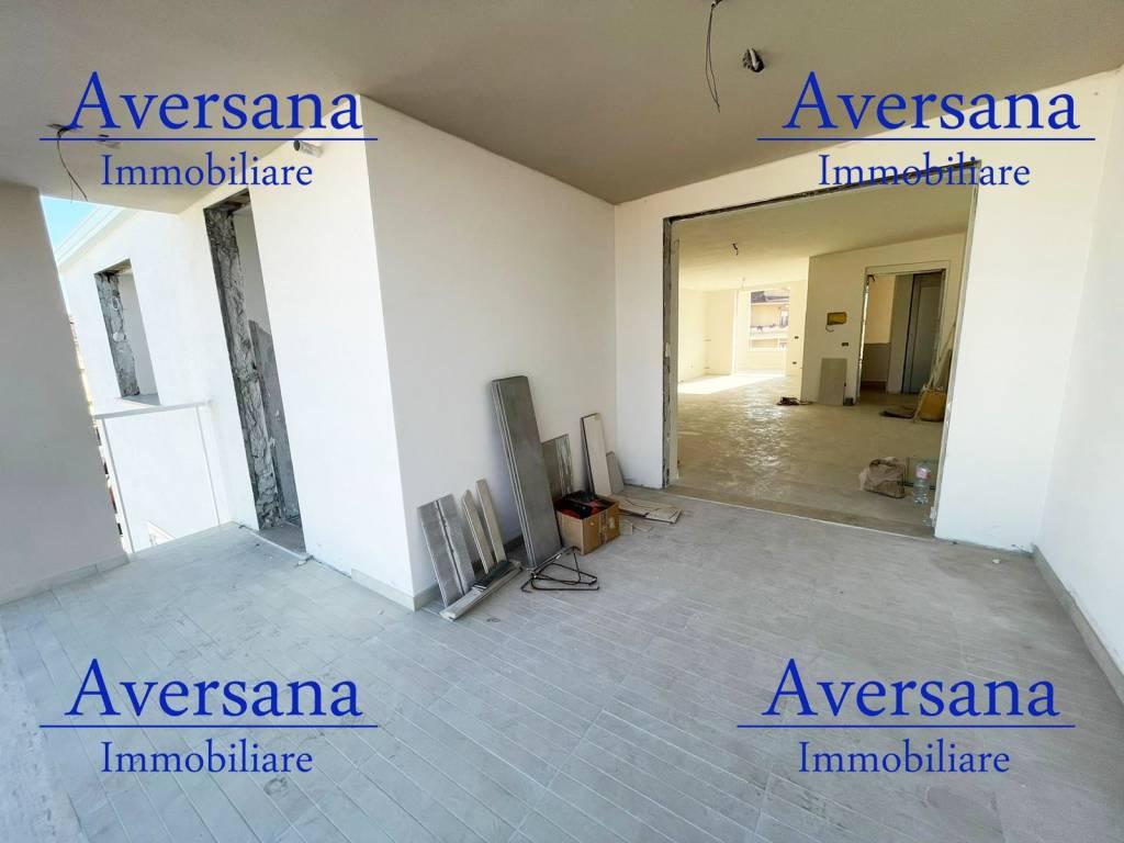 Lusciano Appartamenti in Costruzione stile moderno