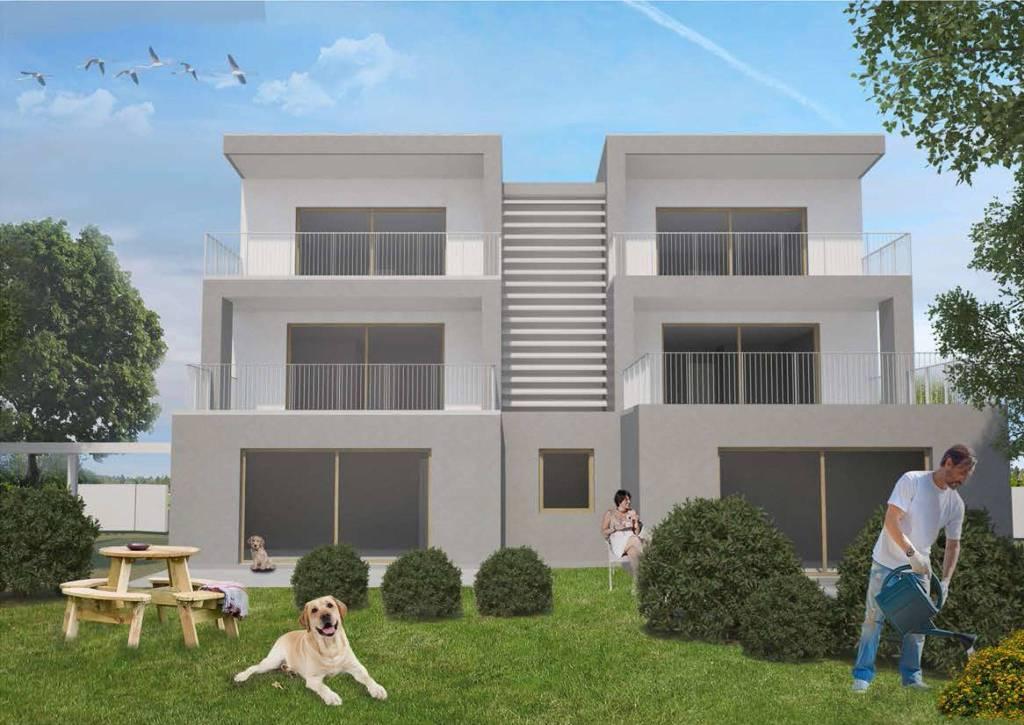 Appartamenti in costruzione a Treporti, foto 0