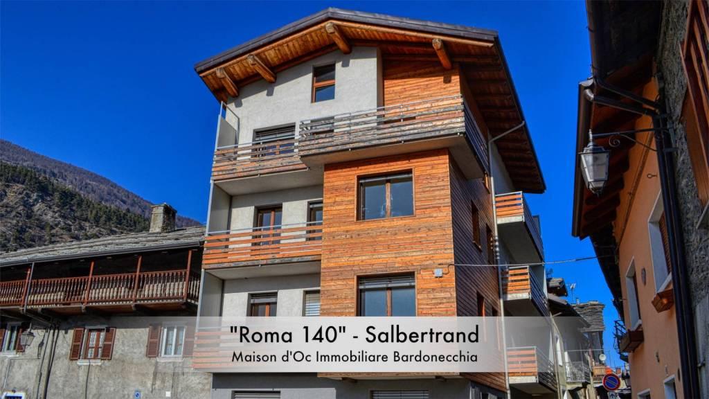 Attico / Mansarda in vendita a Salbertrand, 4 locali, prezzo € 189.000 | PortaleAgenzieImmobiliari.it