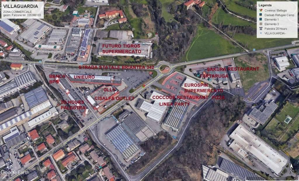 Negozio / Locale in affitto a Como, 2 locali, zona Acquanera- Albate -Muggiò -, prezzo € 6.250 | PortaleAgenzieImmobiliari.it