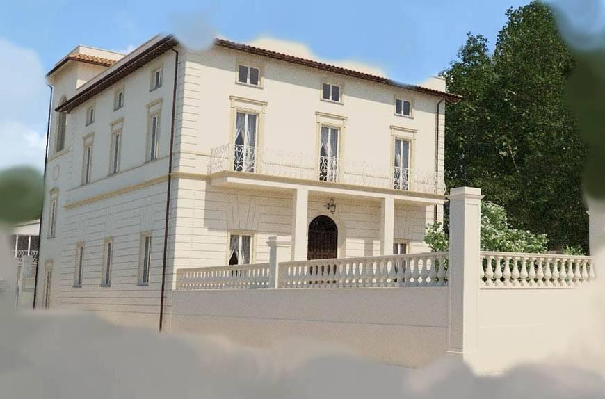 Attico in Vendita a Livorno Periferia Sud: 5 locali, 188 mq