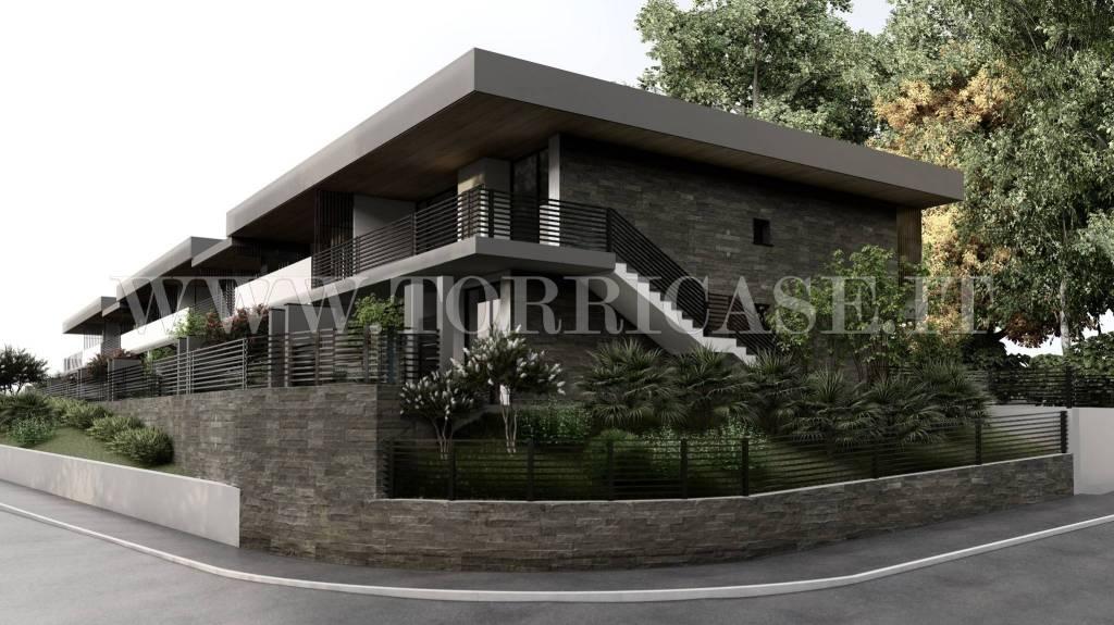Villa a Schiera in vendita a Cazzano Sant'Andrea, 4 locali, prezzo € 360.000 | PortaleAgenzieImmobiliari.it
