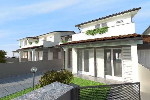 Villa a Schiera in vendita a Vellezzo Bellini, 4 locali, prezzo € 237.000 | CambioCasa.it