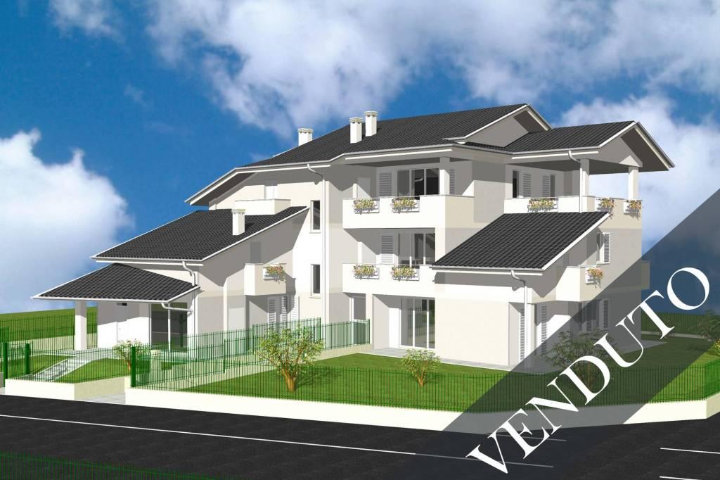 Appartamento in vendita a Lazzate, 3 locali, prezzo € 219.000 | PortaleAgenzieImmobiliari.it