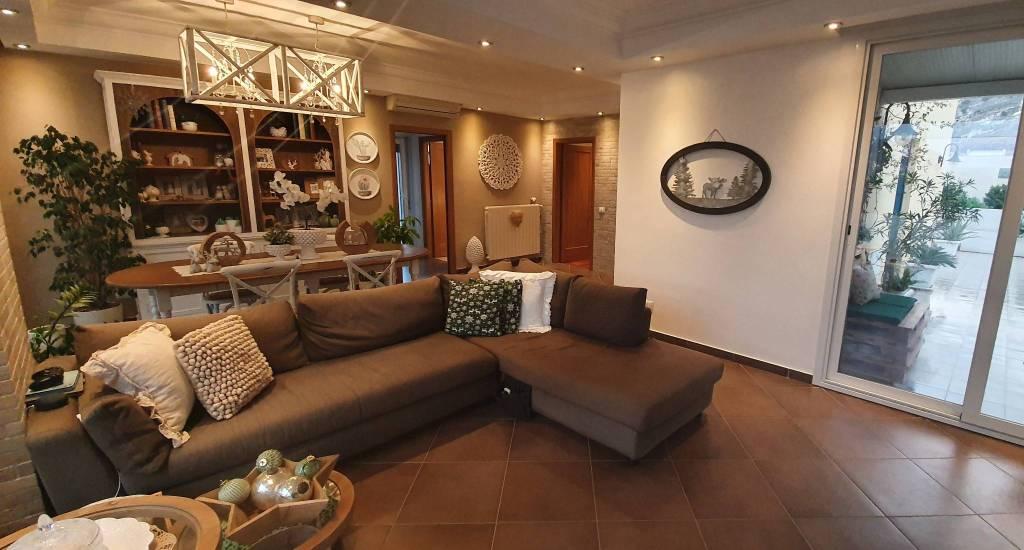 Via Villa Rosina – Attico di 300mq con verande, foto 3