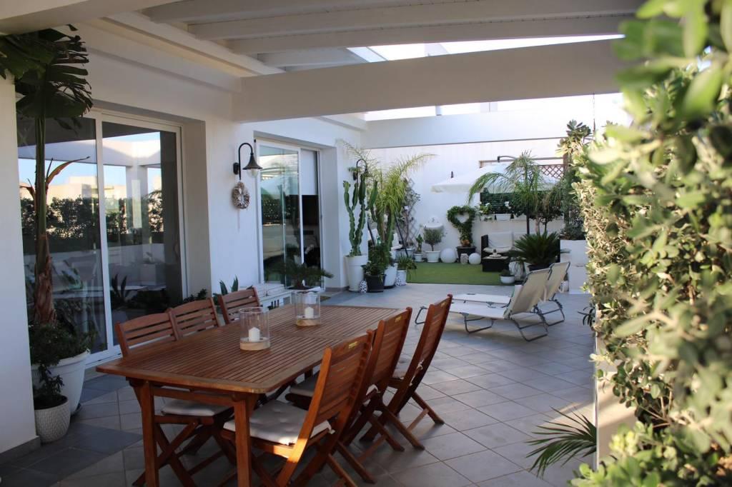 Via Villa Rosina – Attico di 300mq con verande, foto 15