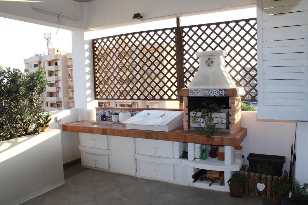 Via Villa Rosina – Attico di 300mq con verande, foto 17