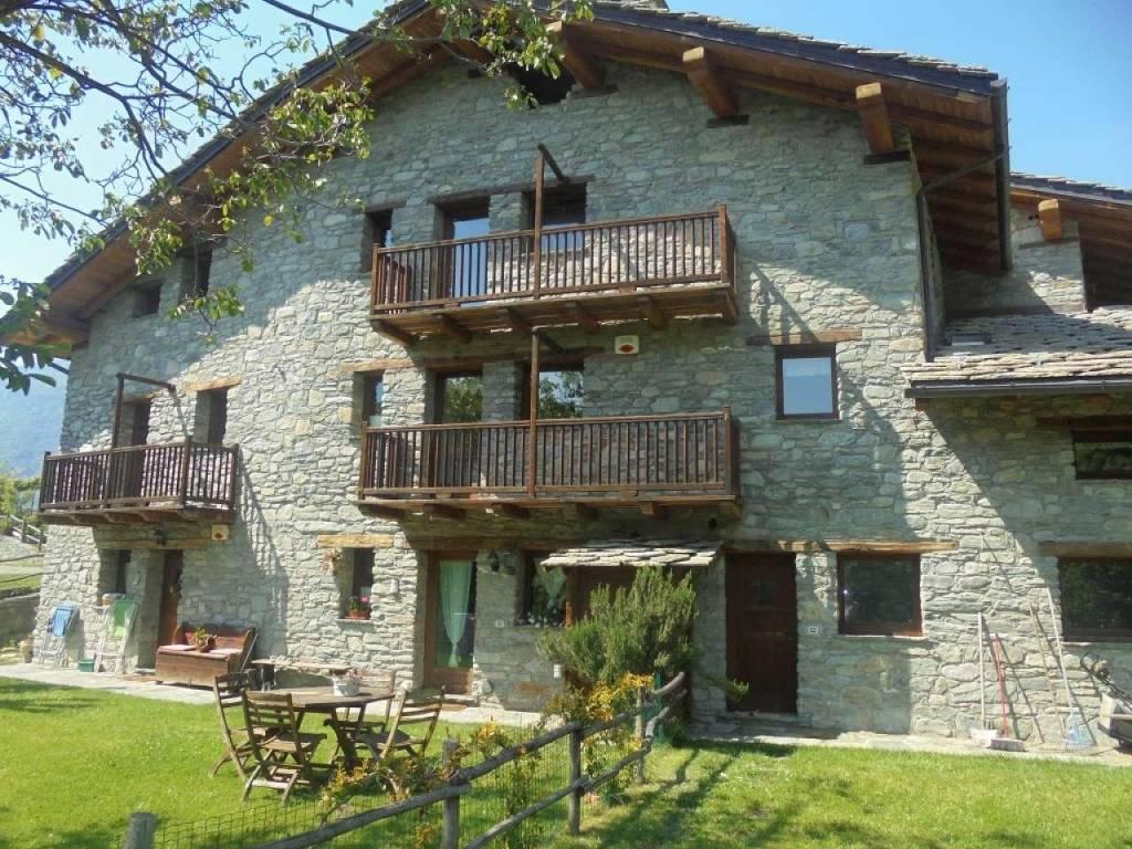 Appartamento in vendita a Saint-Vincent, 2 locali, prezzo € 110.000 | CambioCasa.it
