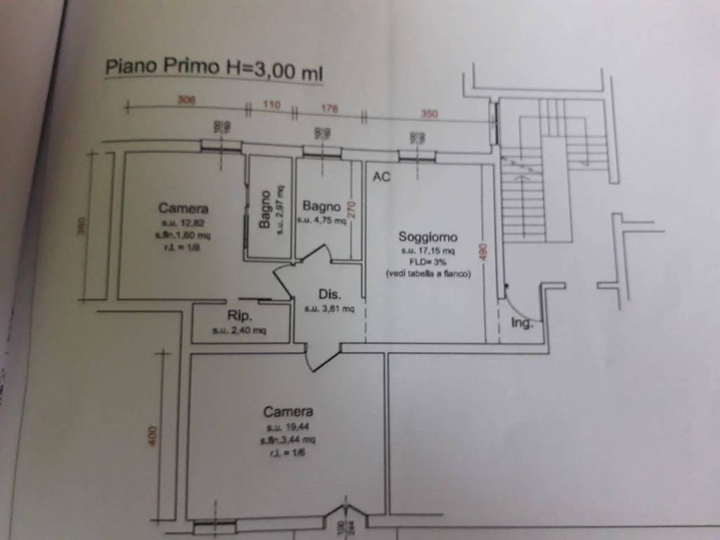Appartamento in Vendita a Modena Periferia Est: 2 locali, 75 mq