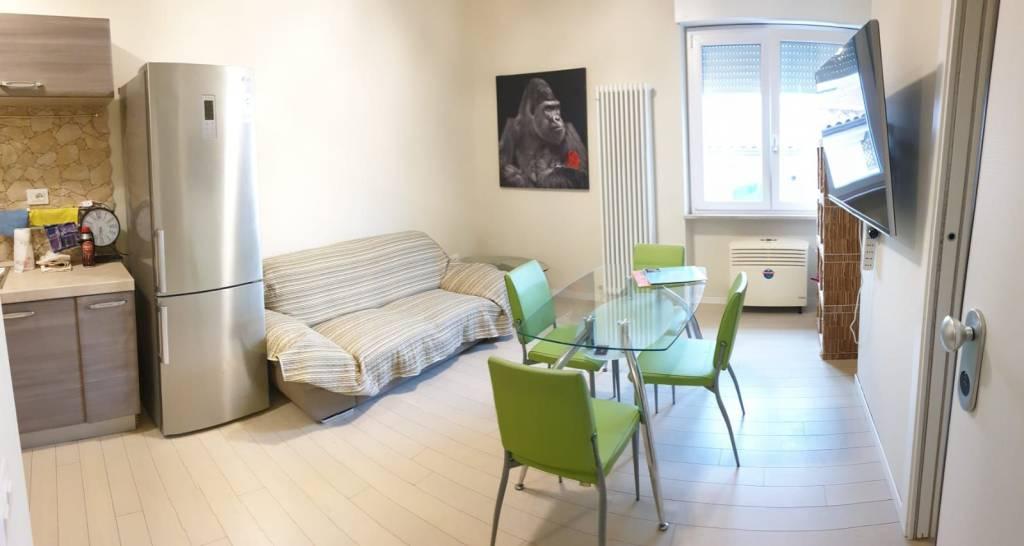 Appartamento in vendita a Civitanova Marche, 2 locali, prezzo € 128.000   CambioCasa.it