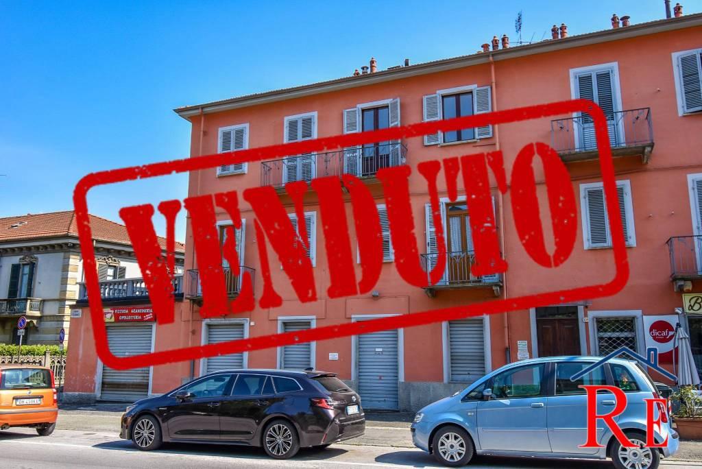 Appartamento in vendita a Pinerolo, 3 locali, prezzo € 63.000 | CambioCasa.it