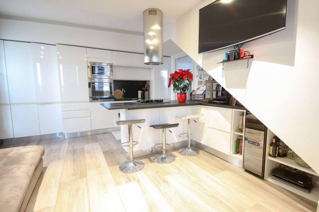 Appartamento in vendita a Camisano Vicentino, 4 locali, prezzo € 139.000 | CambioCasa.it