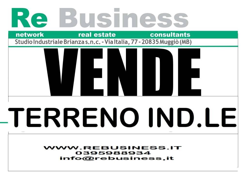Terreno Edificabile Residenziale in vendita a Desio, 9999 locali, prezzo € 450.000 | CambioCasa.it
