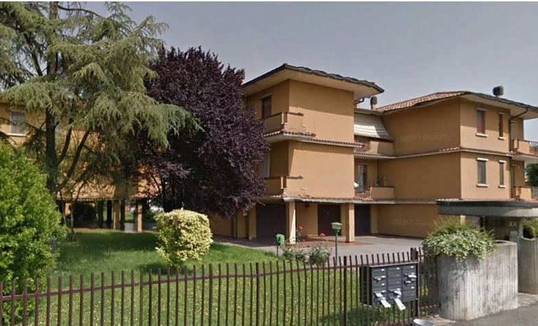 Appartamento in vendita a Mozzanica, 3 locali, prezzo € 85.000 | PortaleAgenzieImmobiliari.it